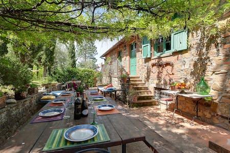 Villa Sant'Antonio - Greve in Chianti - Willa