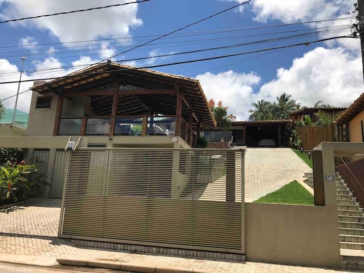 Casa Aconchegante com Localização Privilegiada