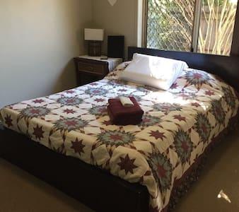 Snuggle Inn @ Palmwoods. Cosy Double.