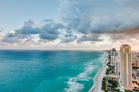 Cosy single room - Sunny Isles Beach - Apartment