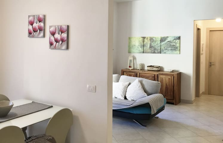 Modern flat in San Casciano