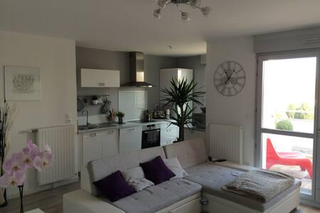 Appartement en residence neuve