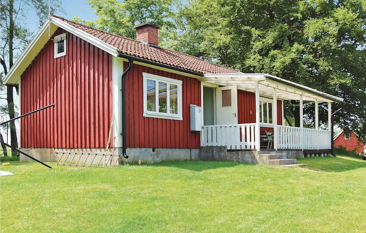 Holiday cottage with 1 bedroom on 48m² in Lidhult
