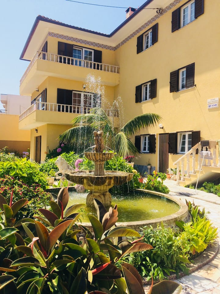 Spacieuse maison T3 rdc accès terrasse via jardin