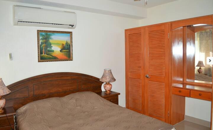 CHOJ Vacation Rentals -Sun Island Apt #1