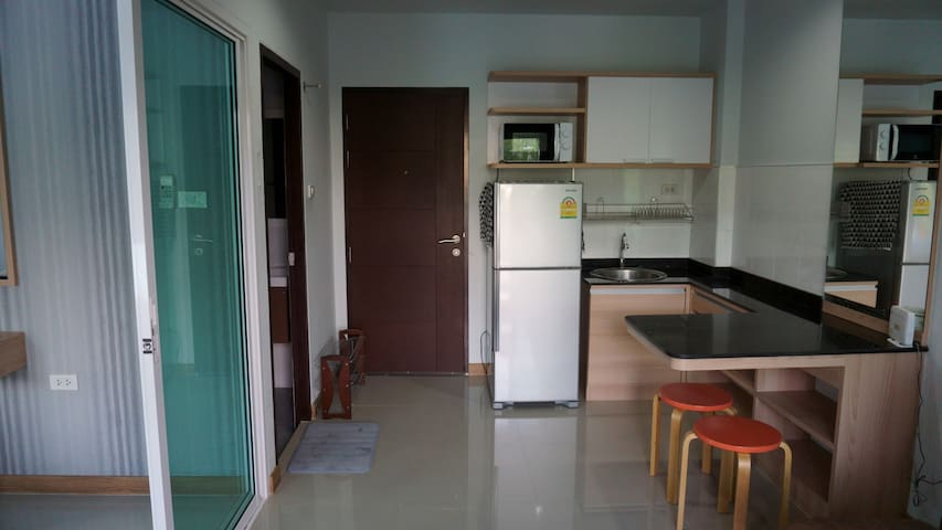 The sea condo @Aonang Krabi