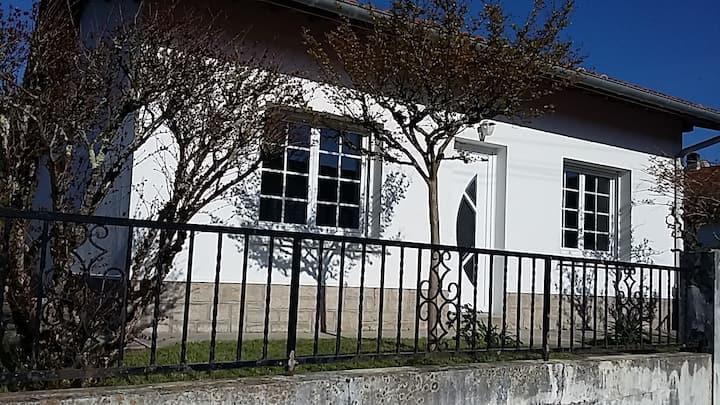 Villa sympa à Anglet au calme près de l'Océan.
