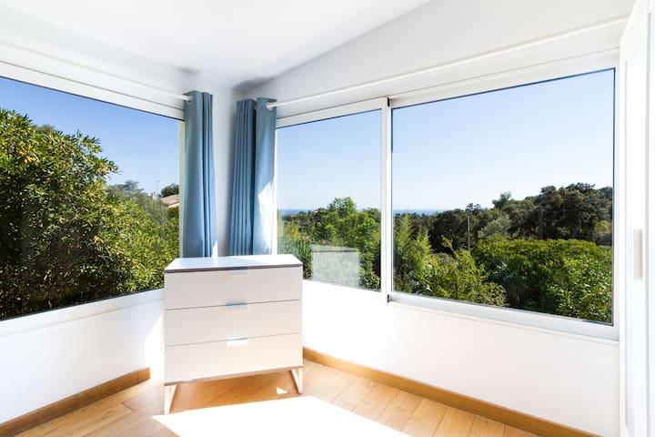 Appartement avec cuisine en extérieur non couverte - La Croix-Valmer - Apartment