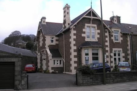 Ashley House Bed and Breakfast. Broughty Ferry. - Dundee