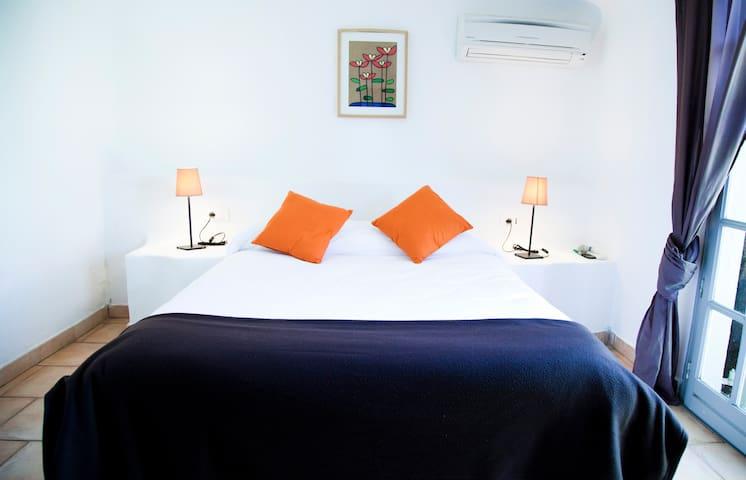 Chambre Double Standard - Hôtel Kilina - Porto-Vecchio - Obsługiwany apartament