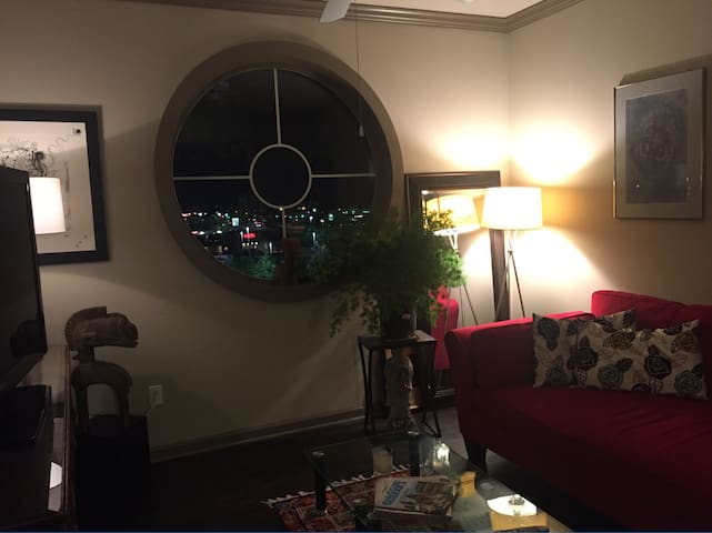 Lovely Peaceful Private room with Bath - Alexandria - Appartement