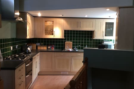 Quirky, modern 2 bed apartment with parking - Keswick