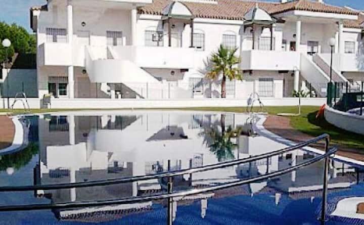 Apartamento, Playa la Barrosa