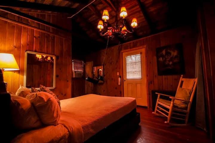 Chandelier room in Cherry Grove