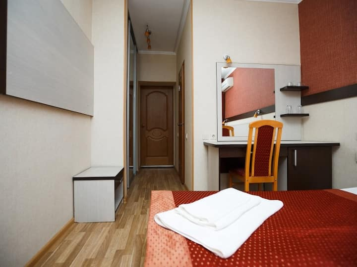 Double room with 1 double bed. Hotel Familia