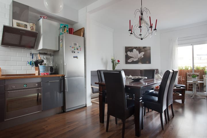 Nice flat in the heart of Barcelona - Barcelona - Apartment