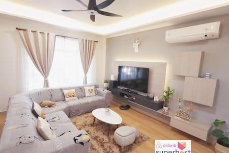 Scandinavian HomeStay Aeon Kulai, Johor Bahru, JPO