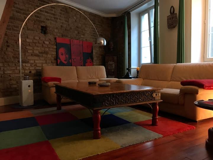 Appartement t3 à la Petite France