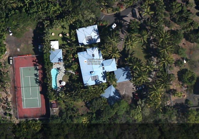 Garden Suite - Hawaiian Oasis Bed & Breakfast Inn
