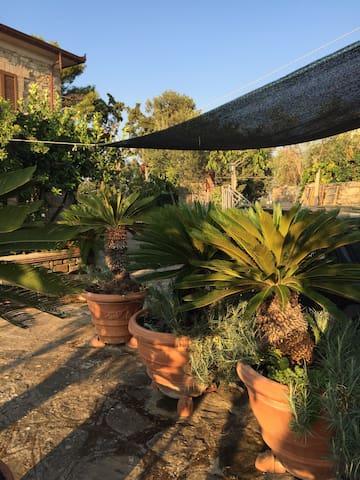 Appartamento con forno e camino - San Pietro - Pis