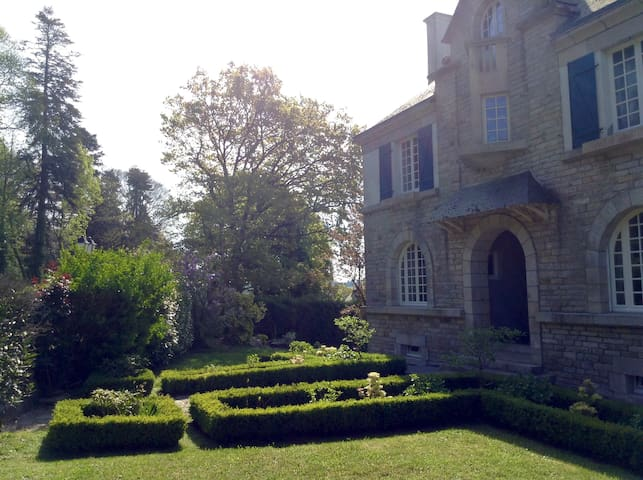 Villa St Roch à Rochefort-en-terre