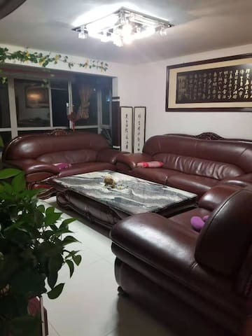 阳光中式三居室