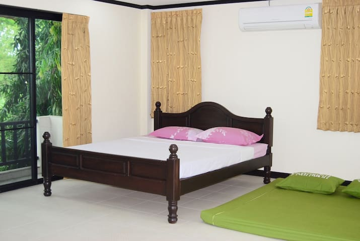 Group Stay 4-7 persons - Bangkok - Appartement