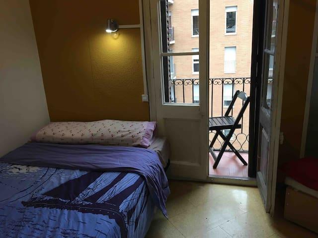 Cozy Room Sagrada Familia