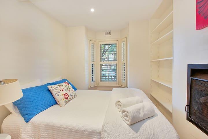 Third bedroom - ground floor