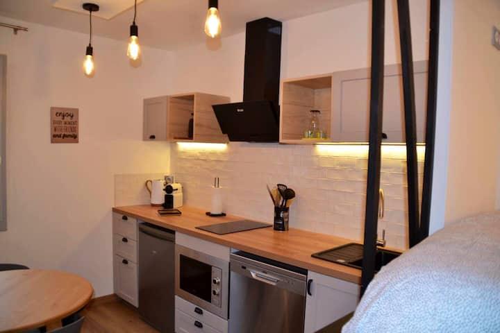 Studio cosy ~ secteur Gare