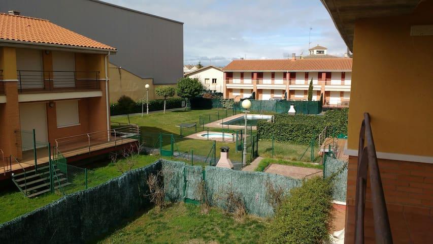 Villa tranquila para familias - Alesanco - Dom