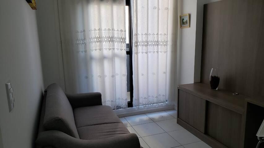 Apartamento com ótima localização em Curitiba