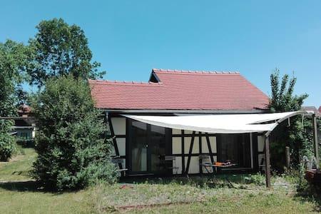 GH Sommerhof Spreewald  Gartenhaus - Lübbenau/Spreewald, Brandenburg, DE - Casa