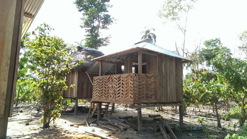 Cabañas Rio Anzu - Tena - Hut