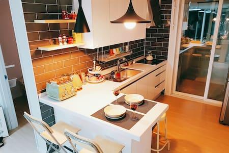 ★Goyang-si/Ilsan/KINTEX 5min/3rooms 1bath OPEN★ - Ilsanseo-gu, Goyang-si - Apartment