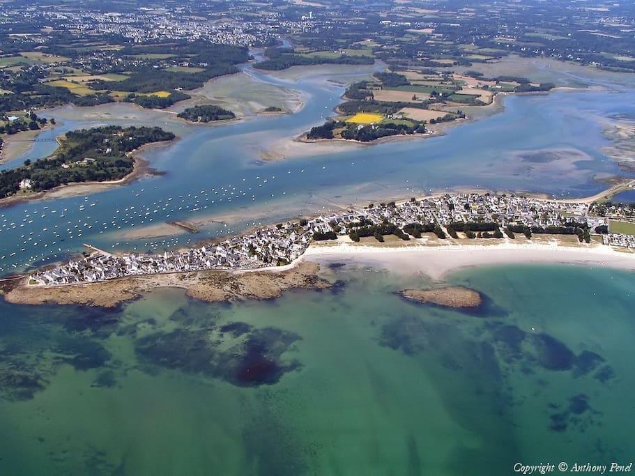 Meubl de tourisme 3 toiles 200 m de la plage houses for Donne meuble ile de france