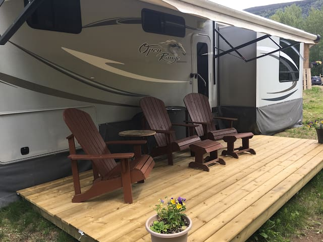 Grouse Creek Glamping