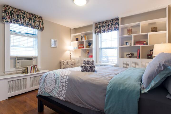 Cozy and Pleasant Room Quick Access to Downtown - Boston - Lakás