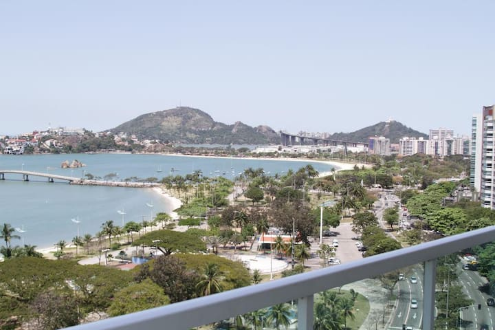 Bom, bonito e barato - Praia do Canto Apart Hotel