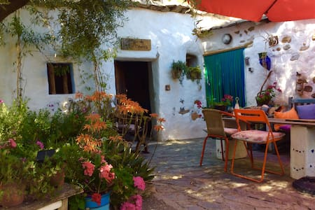 Charming, tranquil rustic cortijo
