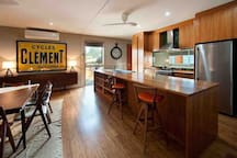 Great gourmet kitchen to cook up a storm, you won't need or want to leave.