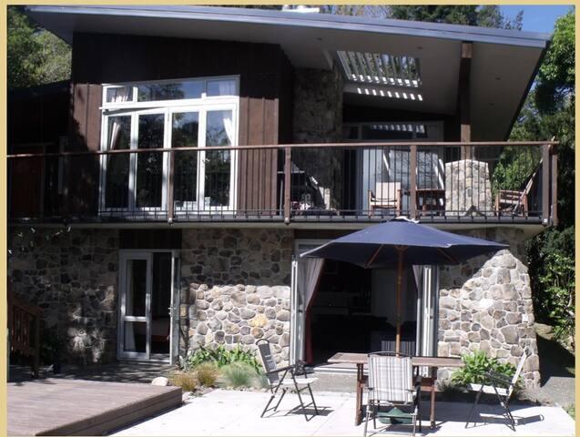 Waitoki Lodge Bellbird Suites - Allandale - Casa