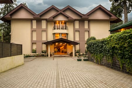 Vikram Vintage Inn - Two Bedroom Suites - Nainital - Boutique hotel
