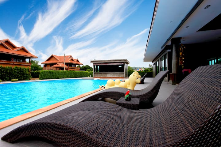 4BR Pattaya Private House H.62
