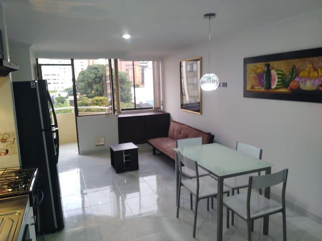 Apartaestudio cómodo y muy bien ubicado en Pereira