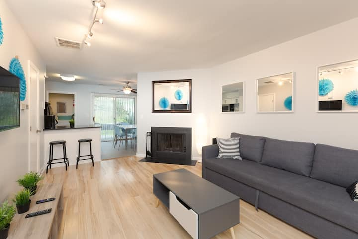Spacious & Charming ★ UNC Home ★ Monthly Townhome