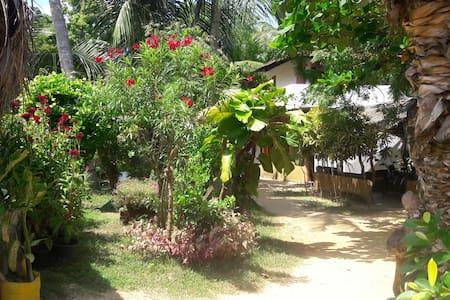 Natural cabanas in tangalle - Tangalle - Talo