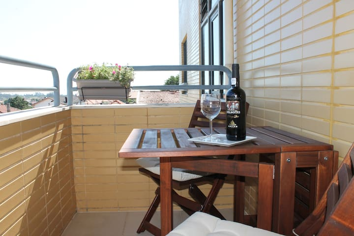 City and Beach - Madalena - Appartement