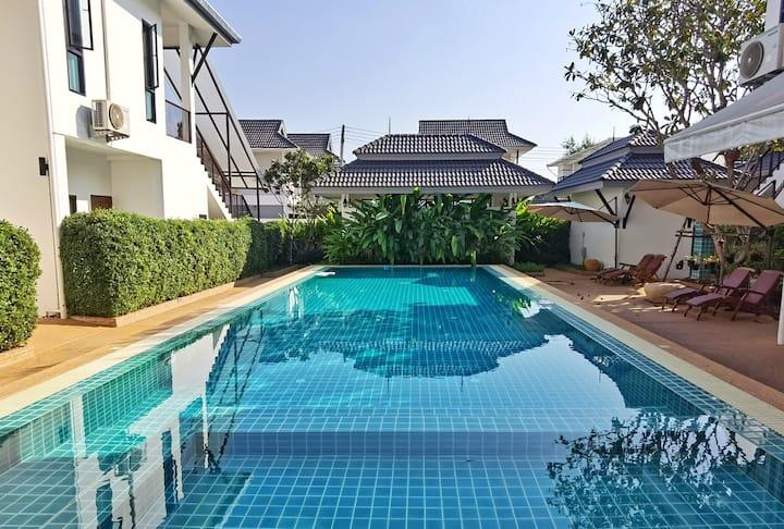 繁星·STELLARIS 9-25  modern villa long-term rental