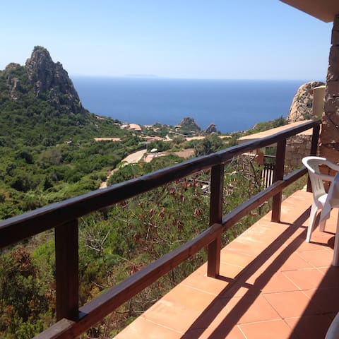 Casa Cristina.Beautiful location,Sardinia. - Costa Paradiso - Huis